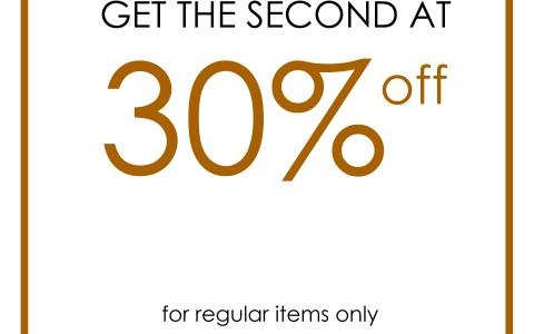 BB Dakota & Farah Vintage Discount Promo January - February 2014