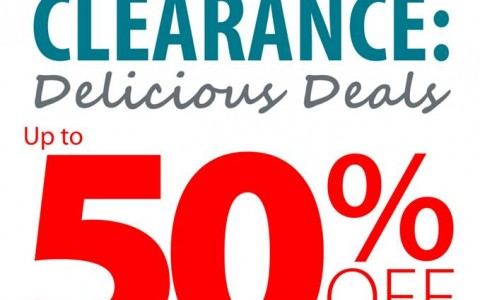 Storage World Kitchen Clearance Sale: February 7 �C March 31, 2014