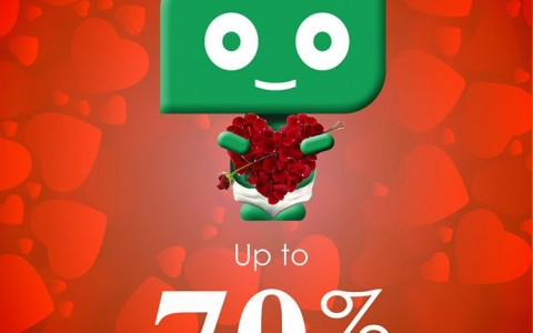 Pismo Digital Lifestyle Valentine's Day Sale February 2014
