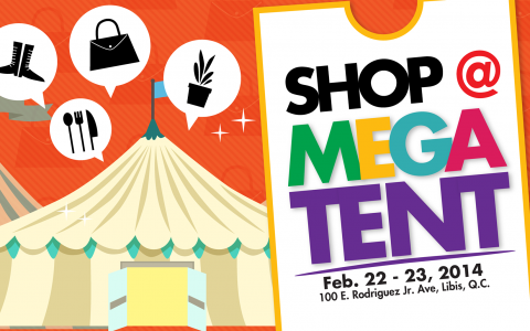 Shop @ Megatent February 2014