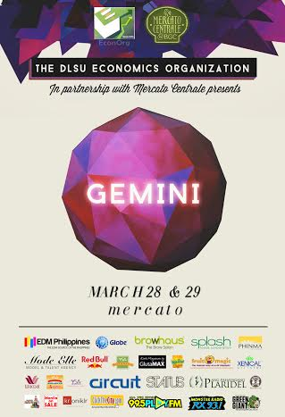 Gemini Bazaar @ Mercato Centrale BGC March 2014