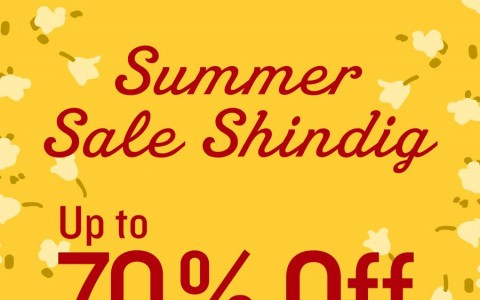 Keds Summer Sale Shindig @ Robinsons Magnolia March 2014