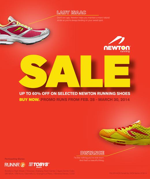 Newton Sale March 2014