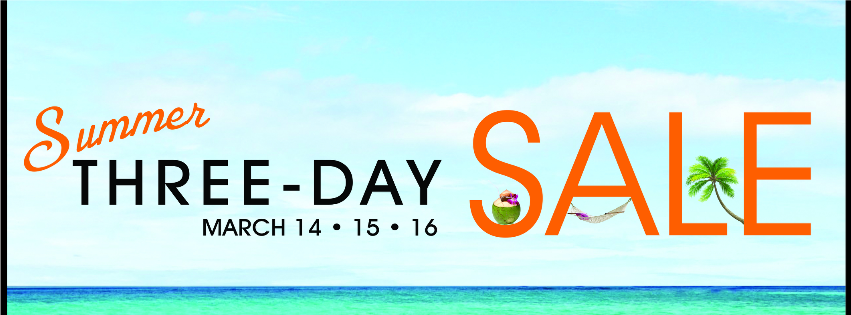 Rustan's Supermarket Summer 3-Day Sale March 2014
