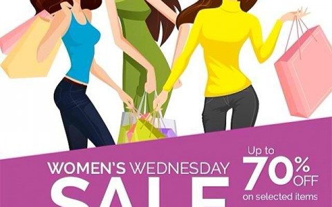 SM Supermalls Womens Wednesday Sale March 2014