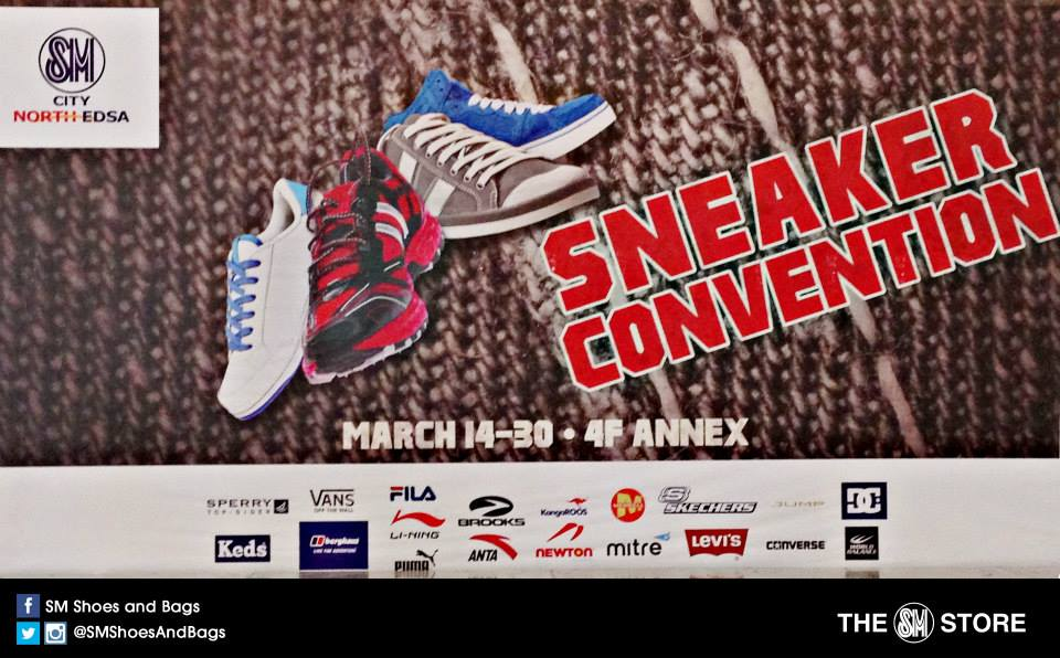 Sneaker Convention @ SM City North Edsa March 2014