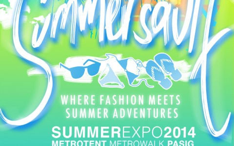 Summersault Summer Expo @ Metrotent, Metrowalk April 2014