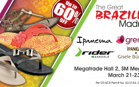 The Great Brazilian Madness @ SM Megatrade Hall March 2014