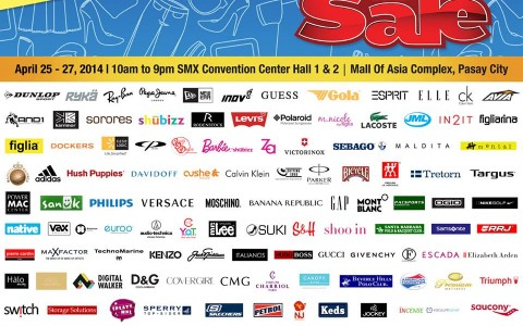 BPI Big Summer Outlet Sale @ SMX Convention Center April 2014