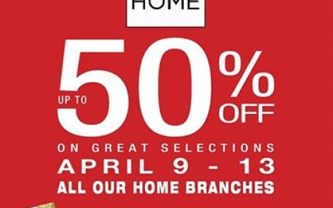 Our Home Sale April 2014