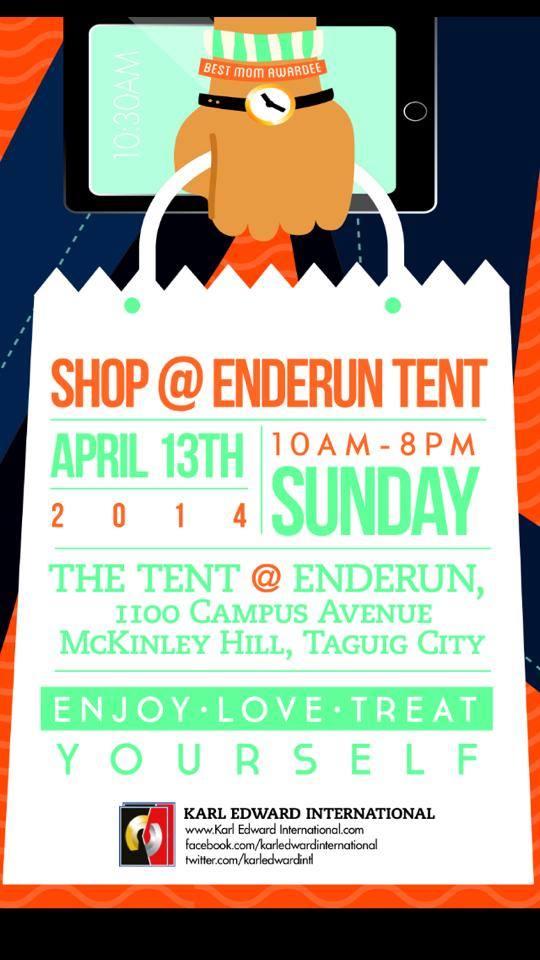 Shop @ Enderun Tent April 2014
