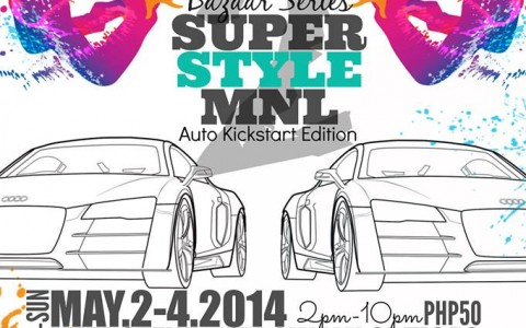 Superstyle MNL 2 Summer Bazaar Series @ Metrotent Metrowalk May 2014