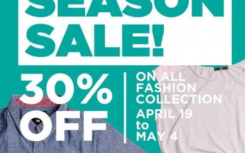 TeamManila Mid-Season Sale April - May 2014