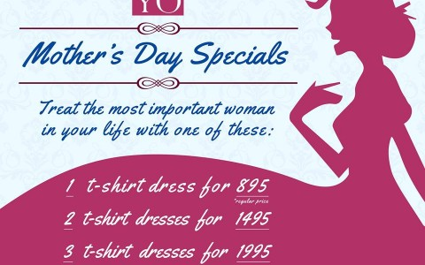 Bayo Mother's Day Specials May 2014