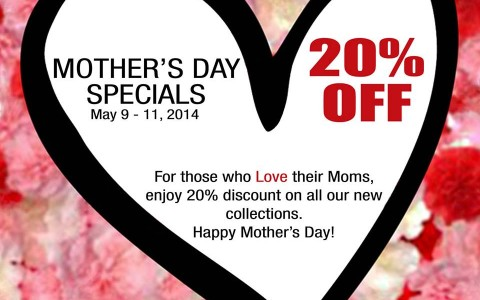 Kamiseta Mother's Day Specials May 2014