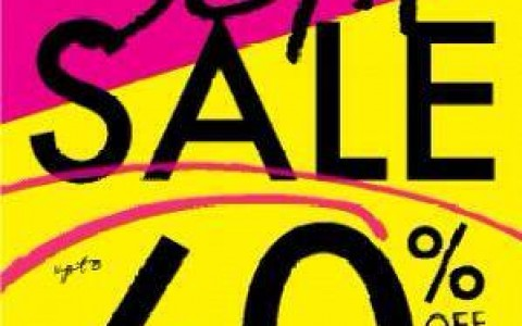 La Senza The Sexy Sale May 2014