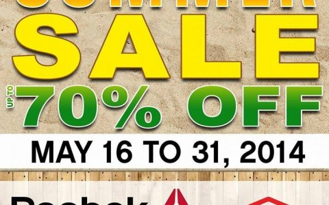 MJ46 Center Summer Sale May 2014
