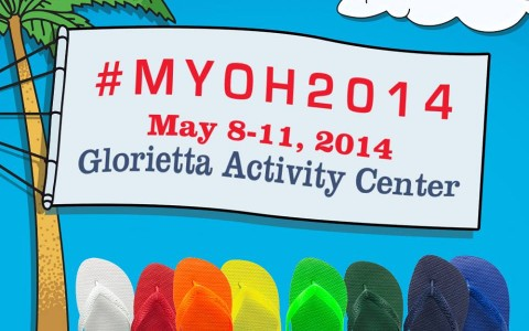 Make Your Own Havaianas @ Glorietta Activity Center May 2014