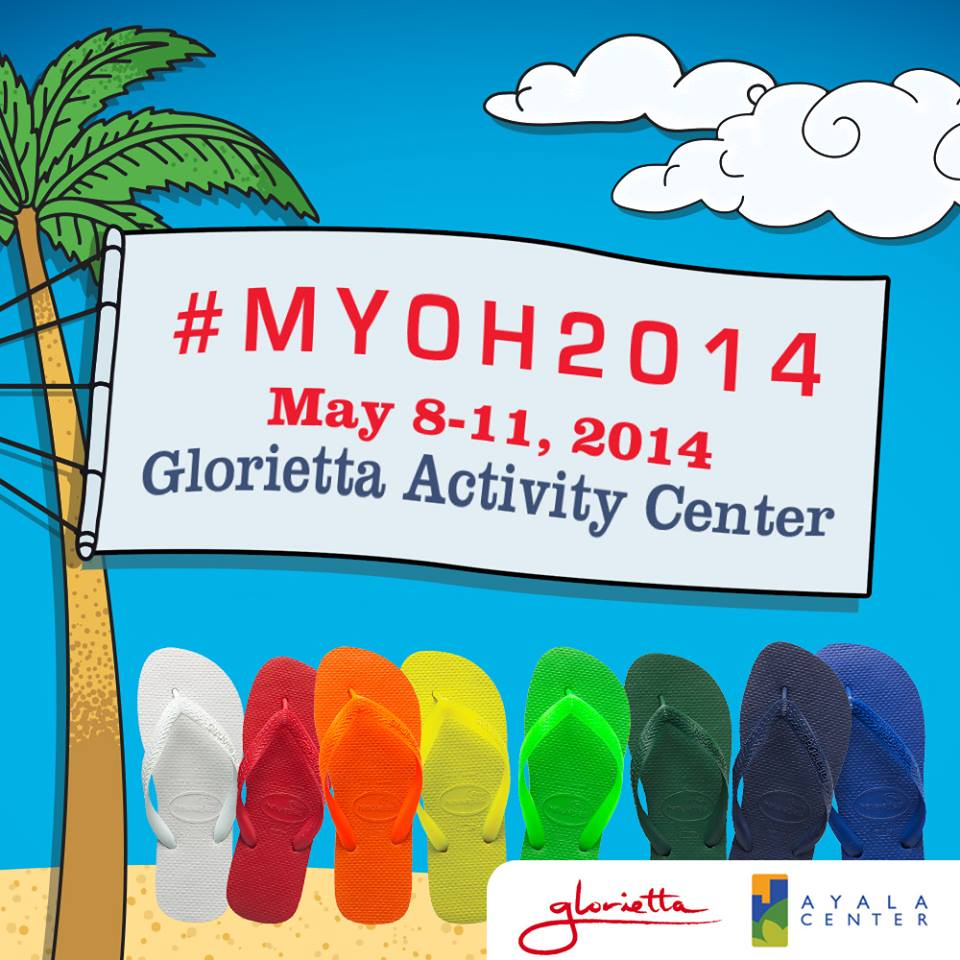75362ac2f6e0b4 Make Your Own Havaianas   Glorietta Activity Center May 2014