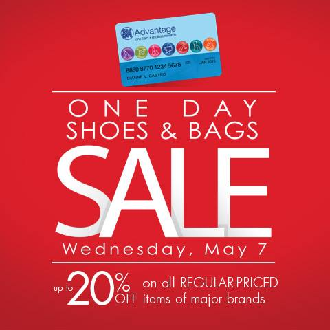 SMAC Members Only Shoes & Bags Sale May 2014