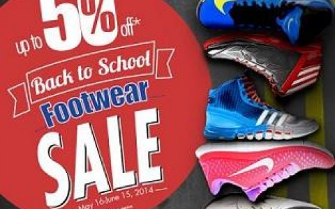 Toby's Sports Back To School Sale May - June 2014