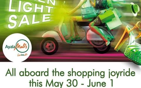 Trinoma Green Light Sale May - June 2014