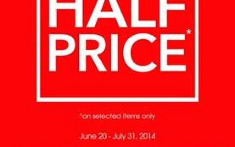 Debenhams End of Season Sale June - July 2014