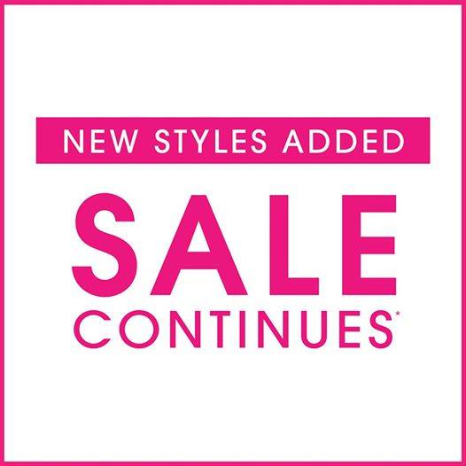 Ever New End of Season Sale June 2014