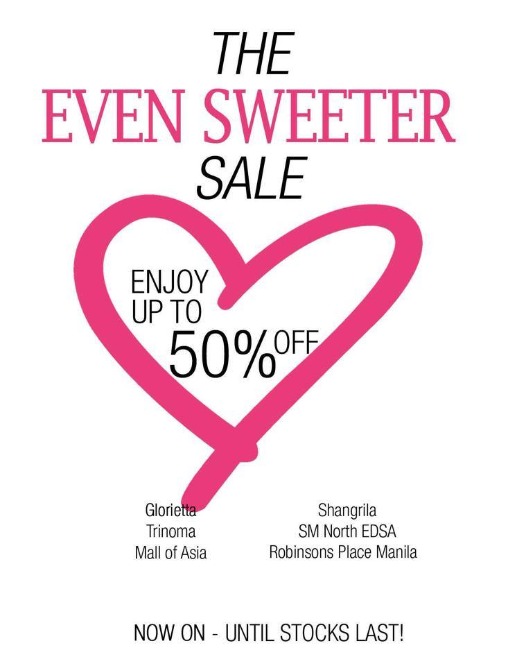 Kamiseta Even Sweeter Sale June 2014