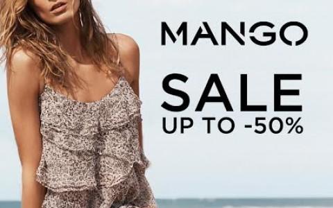 Mango, H.E. by Mango, Mango Touch, Mango Kids End of Season Sale June - July 2014