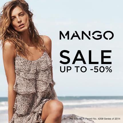 Mango, H.E. by Mango, Mango Touch, Mango Kids End of Season Sale June - July 2014
