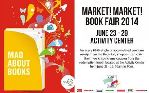 Market Market Book Fair June 2014