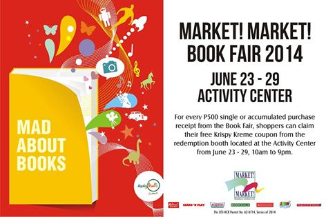 Market Market Book Fair June 2014