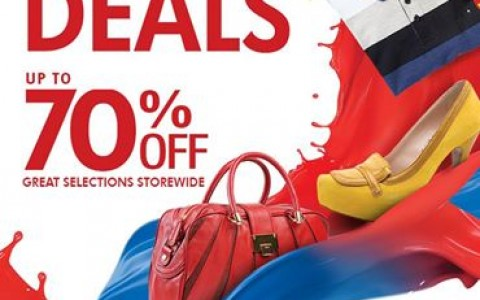 Metro Department Store & Supermarket Independence Day Deals June 2014