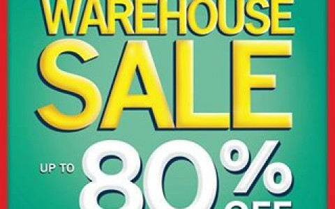 National Book Store Warehouse Sale @ Starmall June 2014