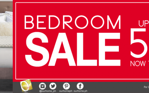 Our Home Bedroom Sale July 2014