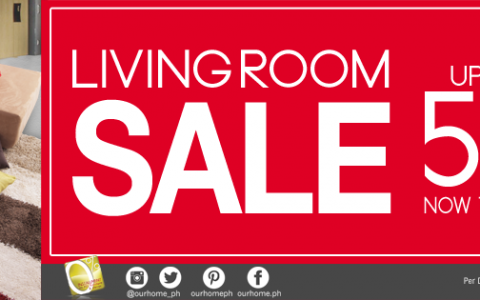 Our Home Living Room Sale June 2014