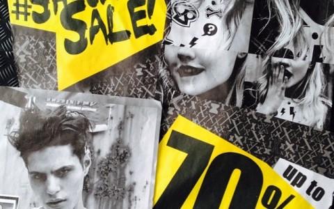 Oxygen Shocking Sale June - July 2014