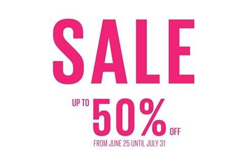Parfois End of Season Sale June - July 2014