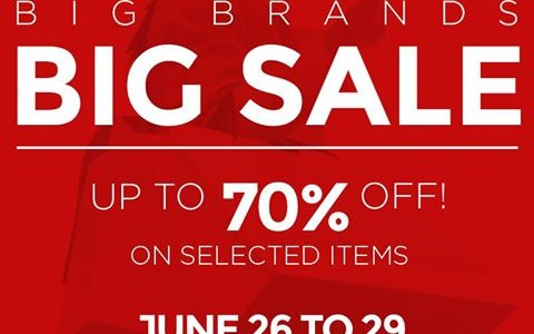 Power Plant Mall Big Brands Sale June 2014