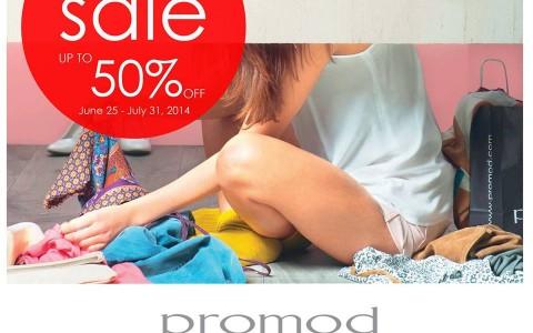 Promod End of Season Sale June - July 2014