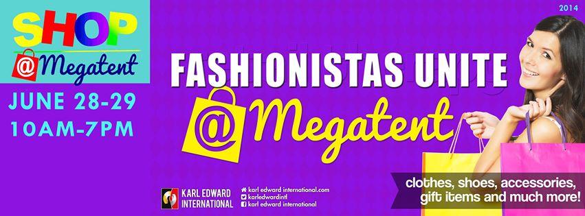 Shop @ Megatent June 2014