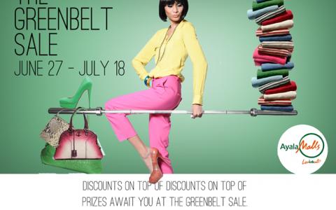 The Greenbelt Sale June - July 2014