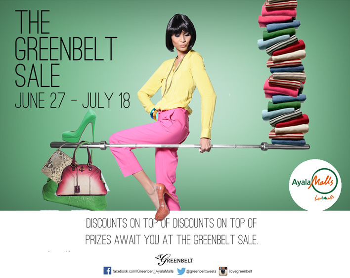 The Greenbelt Sale June - July 2014