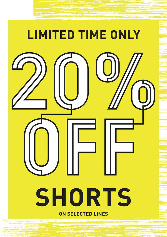 Topman Shorts Sale June 2014