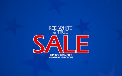 True Value Red White and True Sale July 2014