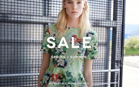 Zara Sale June - July 2014