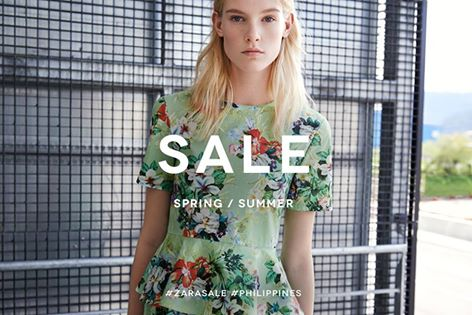 Zara Sale June - July 2014