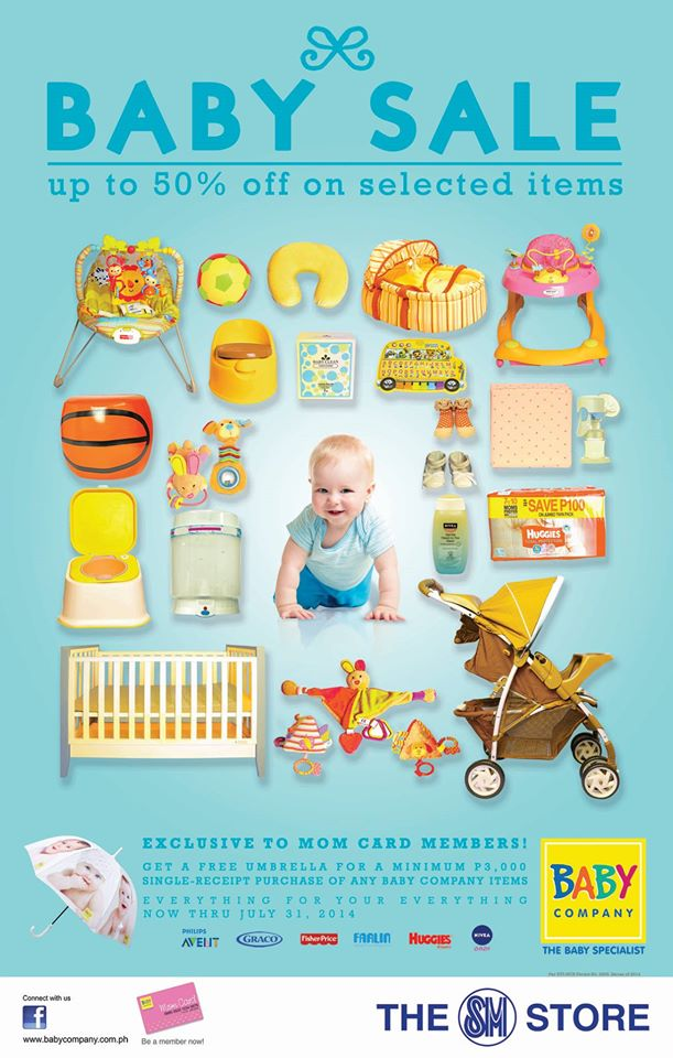 Baby Company Baby Sale July 2014
