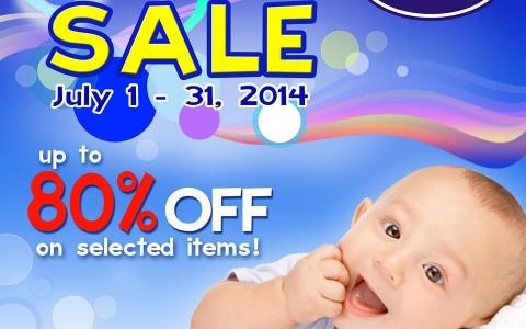 Enfant Anniversary Sale July 2014